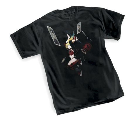 HARLEYQUINN: CARDS T-Shirt