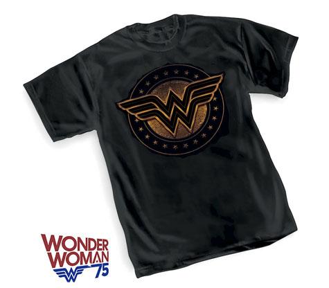 WONDERWOMAN:SHIELD T-Shirt