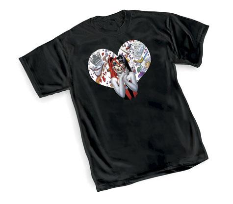 HARLEYQUINN: TRU-LUV T-Shirt by Amanda Conner
