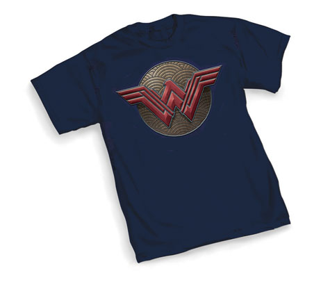 WONDER WOMAN: SHIELD II T-Shirt