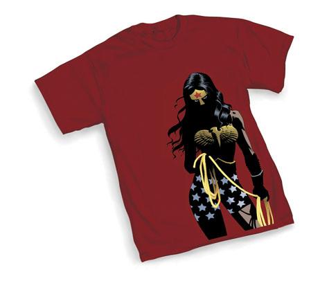 WONDERWOMAN:SHADOWS T-Shirt by Eduardo Risso