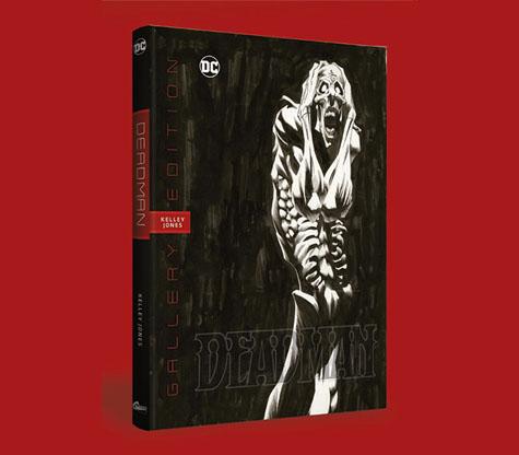 DEADMAN: KELLEY JONES • Variant Edition