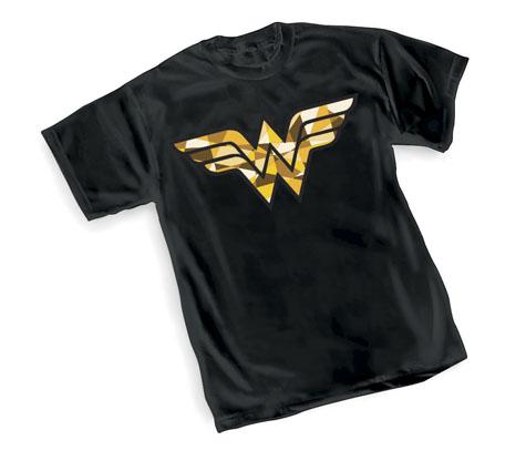 WONDERWOMAN CUBESYMBOL T-Shirt