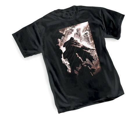 DKIII:RAIN T-Shirt by Kubert/Miller
