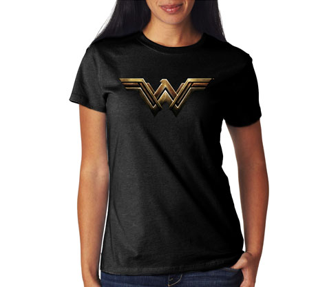 WONDER WOMAN: FADE SYMBOL Women's Tee