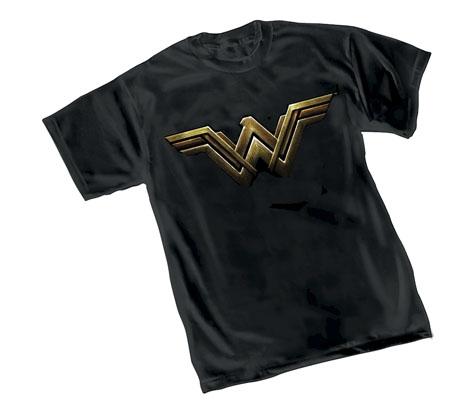WONDER WOMAN: FADE SYMBOL T-Shirt