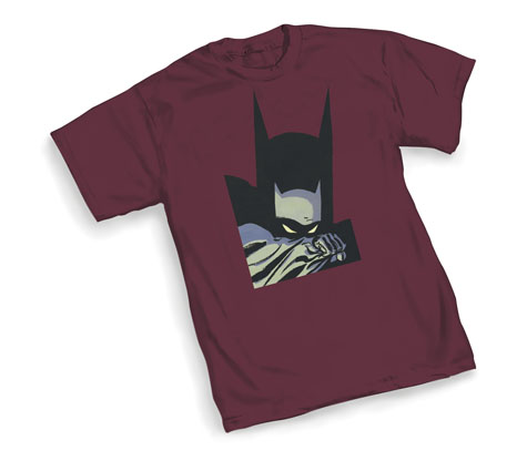 BATMAN: YEAR ONE T-Shirt by David Mazzucchelli