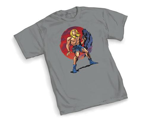 KAMANDI T-Shirt by Bruce Timm