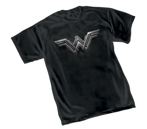 JUSTICE LEAGUE: WONDER WOMAN SYMBOL T-Shirt