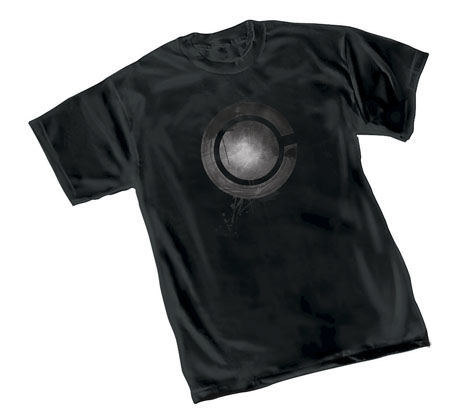 JUSTICE LEAGUE: CYBORG SYMBOL T-Shirt