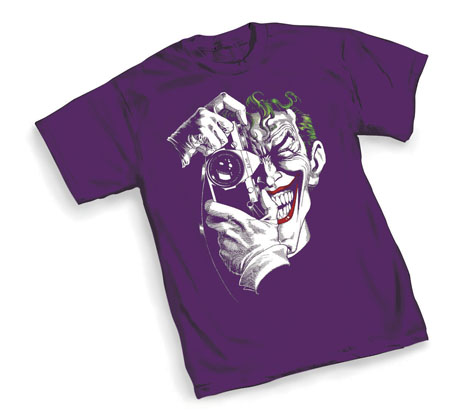 KILLING JOKE II T-Shirt by Brian Bolland