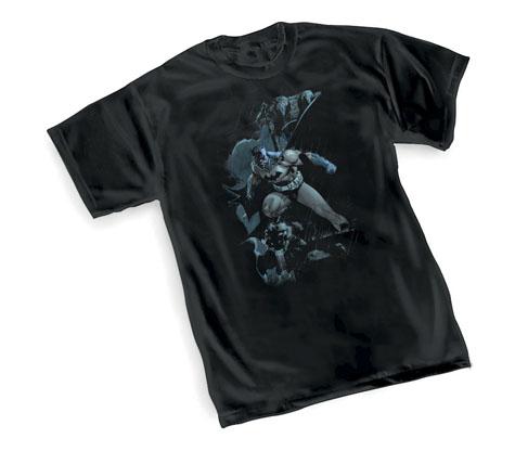 BATMAN: HUSH III T-Shirt by Jim Lee