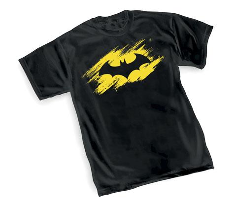 BATMAN SKETCH SYMBOL T-Shirt