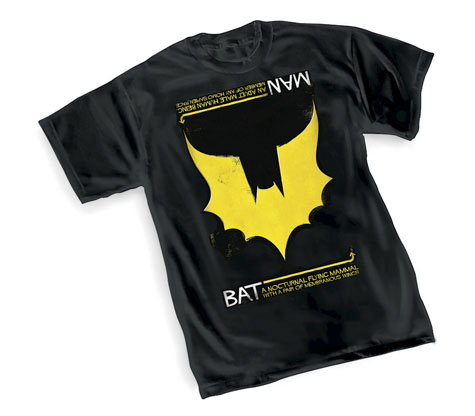 BAT-MAN T-Shirt