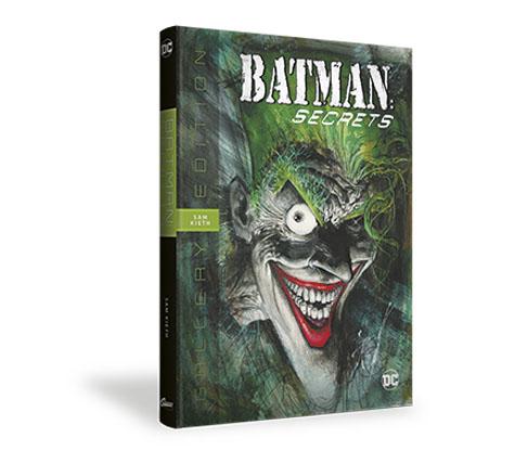 BATMAN: SECRETS-SAM KIETH Gallery Edition • Variant Edition