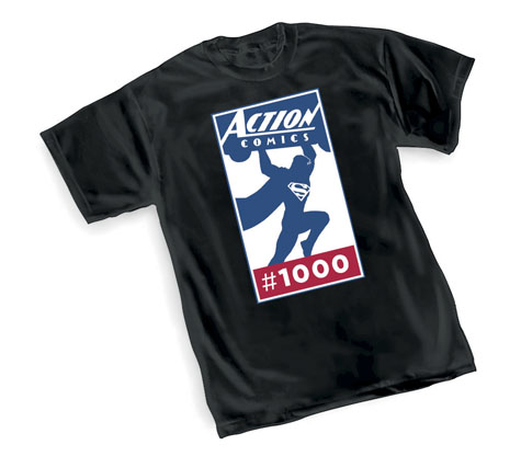 ACTION #1000 LOGO T-Shirt