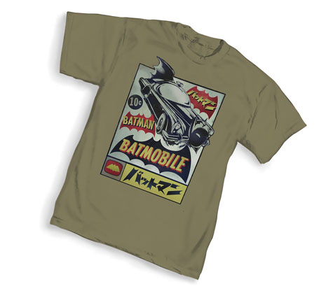 BATMOBILE: IMPORT T-Shirt