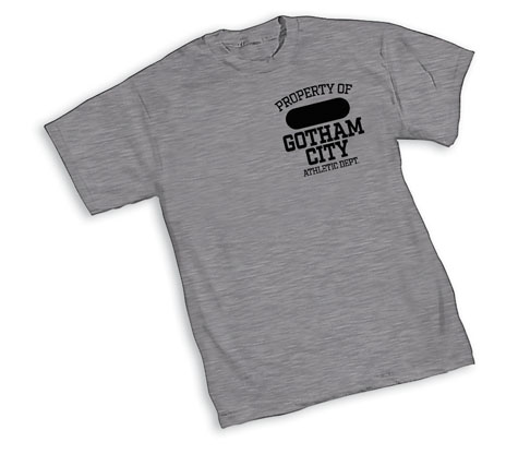 GOTHAM CITY: ATHLETIC DEPT. T-Shirt