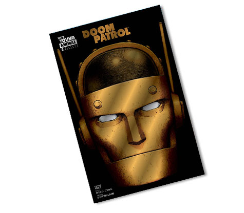 DOOM PATROL #5-2017 DC CONVENTION EXCLUSIVE VARIANT COMIC