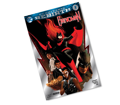 BATWOMAN #1-2017 DC CONVENTION EXCLUSIVE VARIANT COMIC