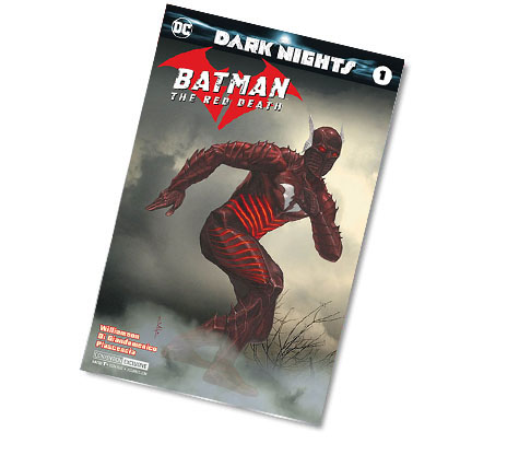 BATMAN: THE RED DEATH #1-2017 DC CONVENTION EX. VARIANT COMIC