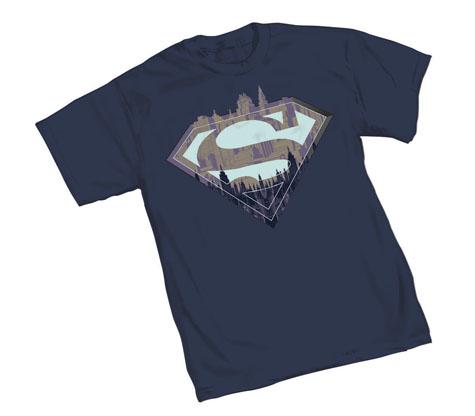 SUPERMAN: CITY SYMBOL T-Shirt