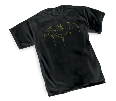 BATMAN: VECTOR SYMBOL T-Shirt