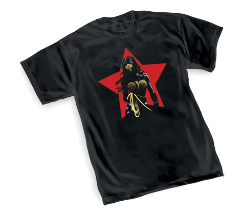 WONDER WOMAN: STAR T-Shirt by Eduardo Risso