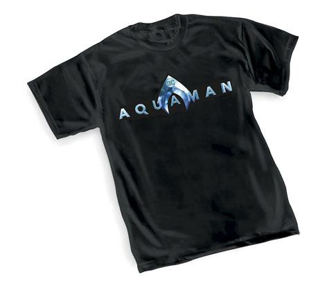 AQUAMAN MOVIE LOGO T-Shirt