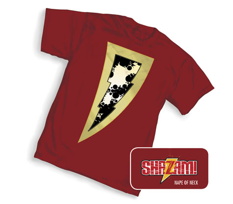 SHAZAM! 2019 SYMBOL T-Shirt