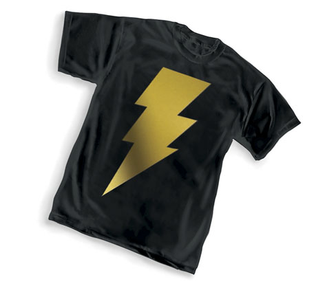 BLACK ADAM METALIX SYMBOL T-Shirt