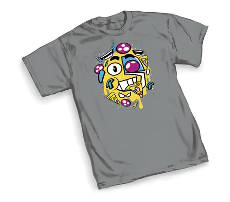 TT: PIZZA-FACE T-Shirt