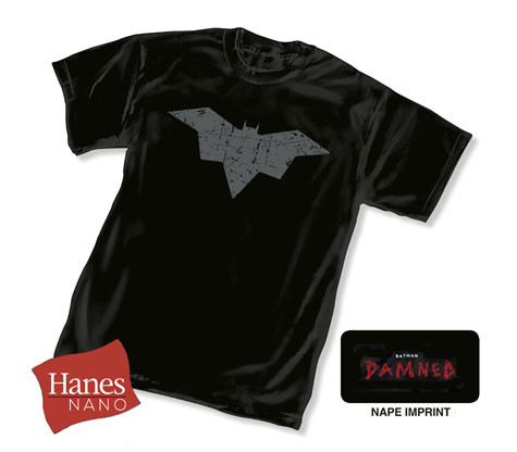 BATMAN: DAMNED SYMBOL T-Shirt