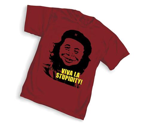 MAD: VIVA LA STUPIDITY T-Shirt