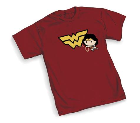 WONDER WOMAN: LASSO SYMBOL T-Shirt