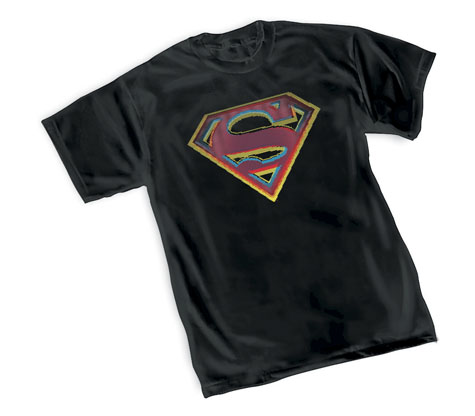 SUPERMAN: STRESS SYMBOL T-Shirt