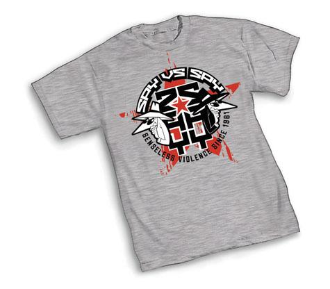 MAD: SPY vs SPY-VIOLENCE T-Shirt