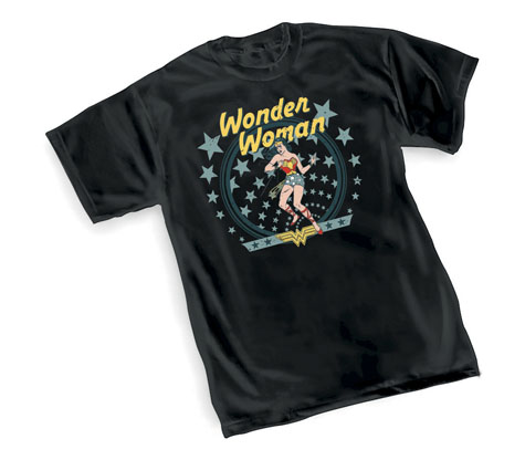 WONDER WOMAN: VINTAGE T-Shirt