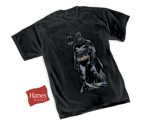 BATMAN 80th T-Shirt by Jim Lee