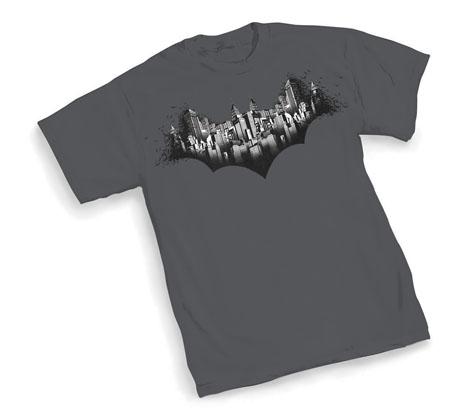 BATMAN 80th: CITY SYMBOL T-Shirt