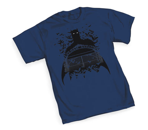 BATMAN: ARKHAM GATES T-Shirt