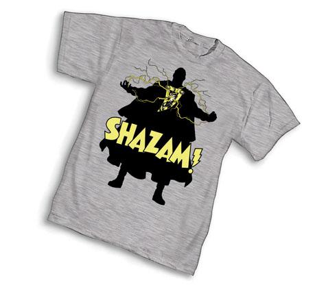 SHAZAM!: SILHOUETTE T-Shirt