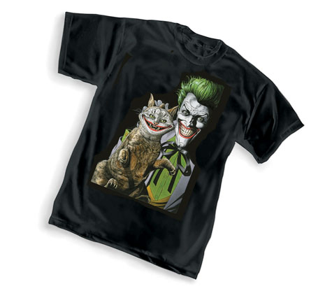 JOKER: PURFECT CRIME T-Shirt by Brian Bolland
