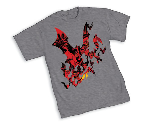 BATMAN: BROKEN CITY T-Shirt