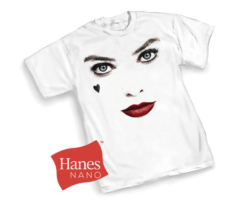 BIRDS OF PREY: HARLEY FACE T-Shirt
