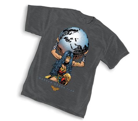 WONDER WOMAN #750-JONES T-Shirt by Joëlle Jones