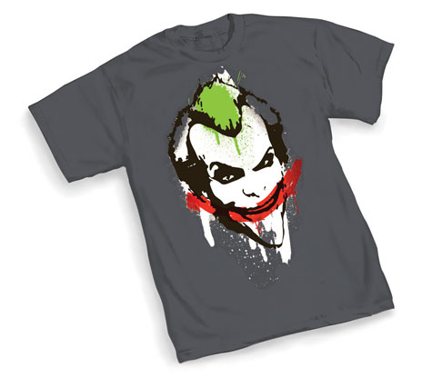 JOKER: GRAFFITI T-Shirt