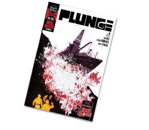 PLUNGE #1-2020 DC COMIC Convention Exclusive