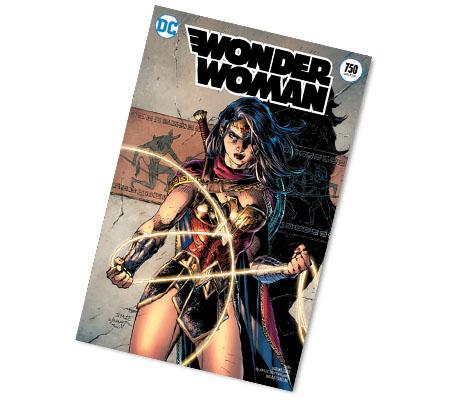 WONDER WOMAN #750-2020 DC COMIC Convention Exclusive