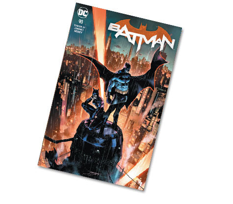 BATMAN #90-2020 DC COMIC Convention Exclusive